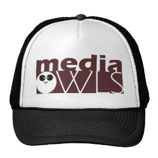 Media Owls Wear Trucker Hat