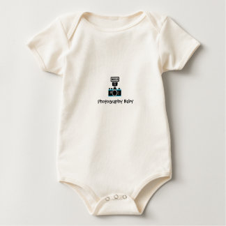 "Media/Photography ""Shout Out"" Baby Bodysuit"
