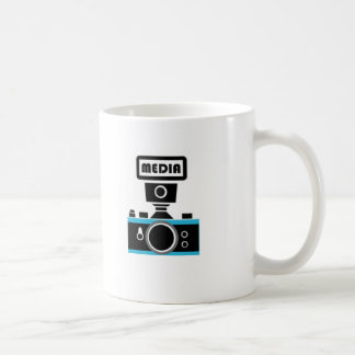 "Media/Photography ""Shout Out"" Coffee Mug"