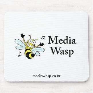 Media Wasp Mousepad #2