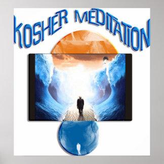 Mediación kosher póster