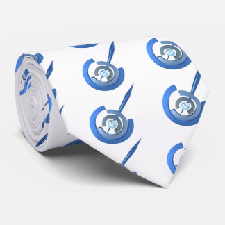 MediaCor Logo Neck Tie