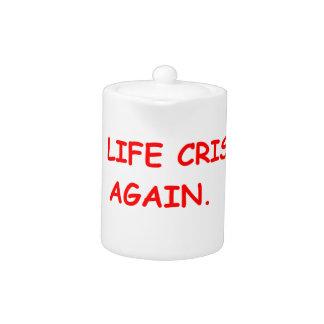 mediados de crisis de la vida