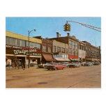 Mediados de siglo Gary ADENTRO - 6to y Broadway Postal