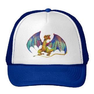 Mediaeval Wyvern Trucker Hats