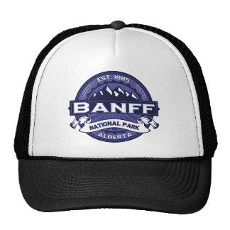Medianoche de Banff Gorros Bordados