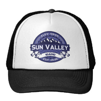 Medianoche de Sun Valley Gorra