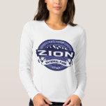 Medianoche de Zion Playera