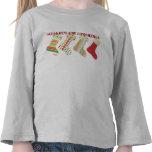 Medias del Sugarplum Camiseta