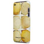 Medias docenas huevos de Brown iPod Case-Mate Cárcasa