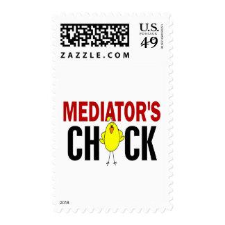 MEDIATOR'S CHICK POSTAGE