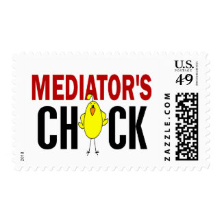 MEDIATOR'S CHICK STAMPS
