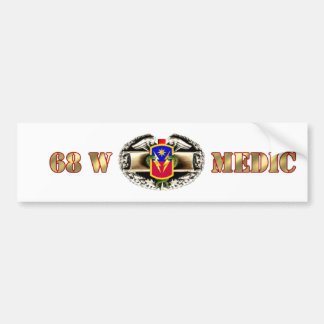 Medic 40th Infantry Brigade Combat Team Bumper Sticker