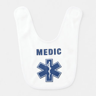 Medic EMS Baby Bibs