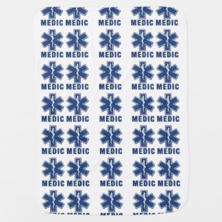 Medic EMS Stroller Blanket