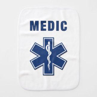 Medic EMS Baby Burp Cloth