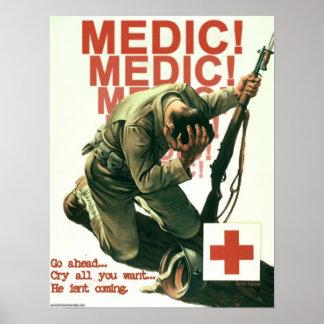 Medic! Posters