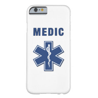 Medic Star Of Life Barely There iPhone 6 Case