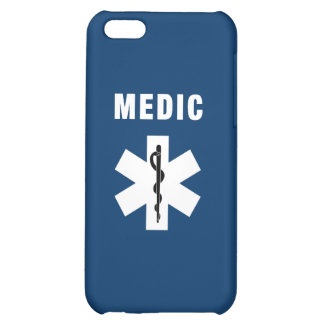Medic Star of Life Cover For iPhone 5C