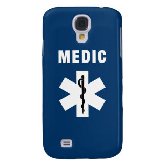 Medic Star of Life Galaxy S4 Case