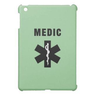 Medic Star of Life iPad Mini Case