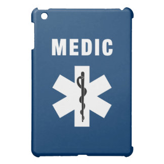 Medic Star of Life iPad Mini Covers