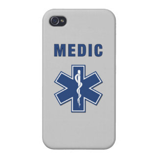 Medic Star of Life iPhone 4 Covers