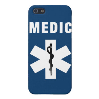 Medic Star of Life iPhone 5 Case