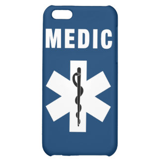 Medic Star of Life iPhone 5C Covers