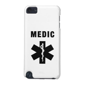 Medic Star of Life iPod Touch 5G Covers