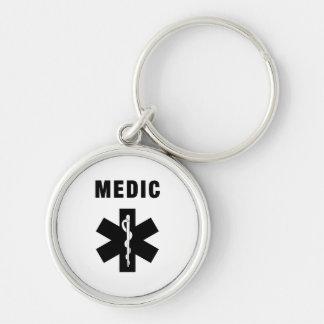 Medic Star of Life Key Chains