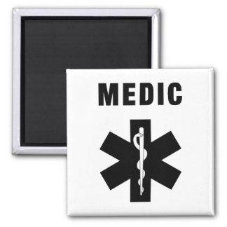 Medic Star of Life Magnet