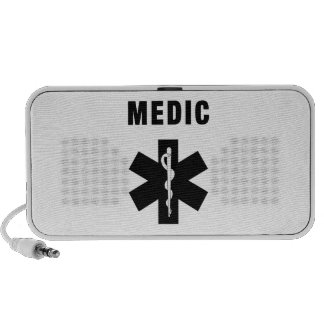 Medic Star of Life Mp3 Speakers