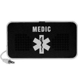 Medic Star of Life Mp3 Speakers