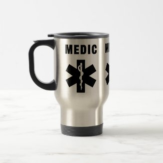 Medic Star of Life mug