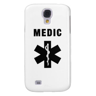 Medic Star of Life Samsung Galaxy S4 Covers