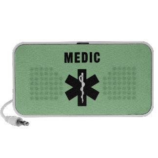 Medic Star of Life Speaker System