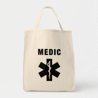 Medic Star of Life Tote Bag