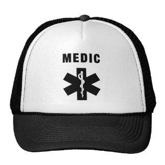 Medic Star of Life Trucker Hat