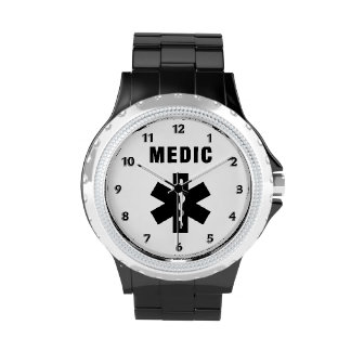 Medic Star of Life Watch