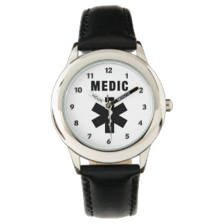 Medic Star of Life Watches