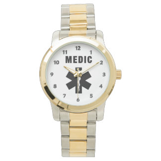 Medic Star of Life Wristwatches