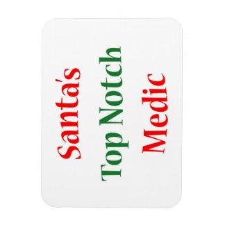 Medic Top Notch Rectangular Photo Magnet