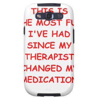 medicación galaxy s3 cárcasas