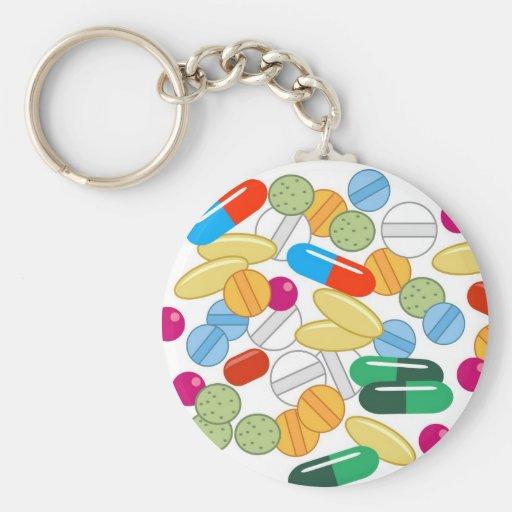 Medicación Llaveros