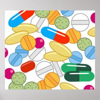 Medicación Poster