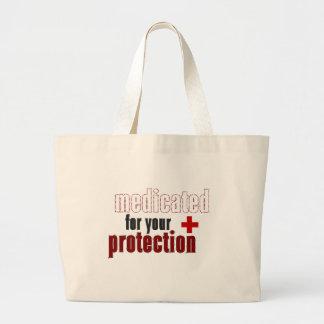 Medicado para la su bolsa de asas de la protección