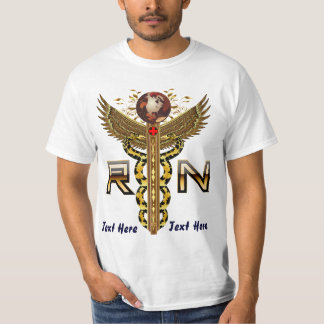 Medical add or remove text View Notes Please T Shirt