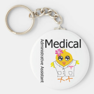 Medical Administrative Assistant Keychain