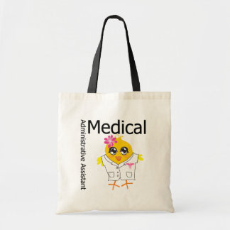 Medical Administrative Assistant Tote Bag